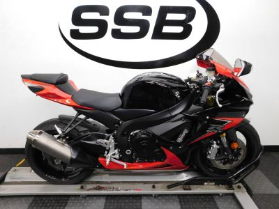 2014 Suzuki GSX-R750 Sport Motorcycles Eden Prairie, MN