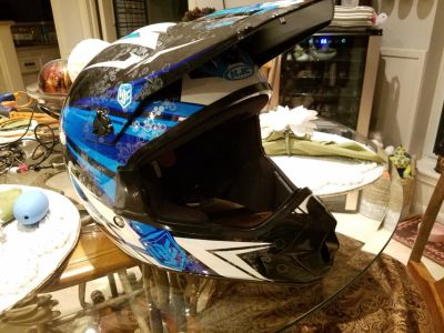 HJC Youth and Adult Motorcycle, ATV Four Wheeler Helmet