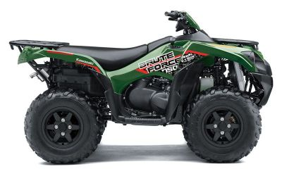 2019 Kawasaki Brute Force 750 4x4i ATV Sport Utility South Haven, MI