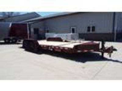 "2019 Midsota TB 82""x20' TILT BED TRAILER"