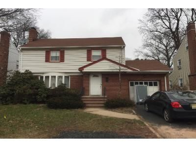 4 Bed 2.5 Bath Preforeclosure Property in Hillside, NJ 07205 - Union Ave