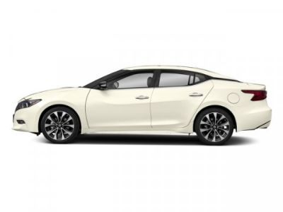 2018 Nissan Maxima SR (Pearl White)