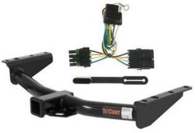 Sell Curt Class 3 Trailer Hitch & Wiring for Blazer/Suburan/Tahoe/Yukon/Escalade motorcycle in Greenville, Wisconsin, US, for US $125.39