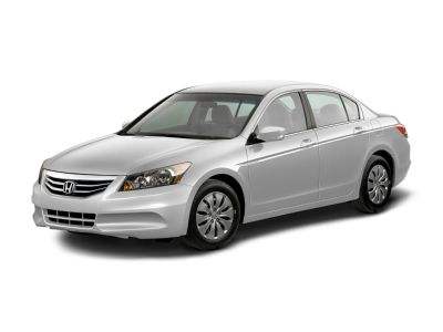 2011 Honda Accord LX (Alabaster Silver Metallic)
