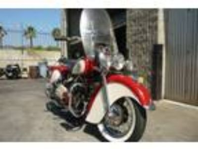 1946 Indian Chief Motorcycle 74 Cu. in