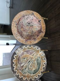 Decorative plates from Mexico
