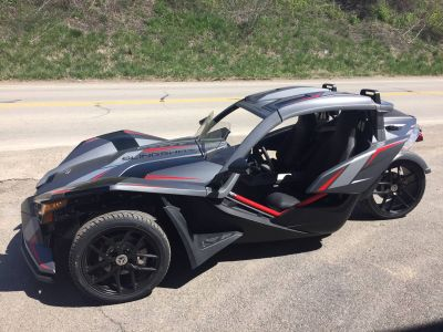 2018 Slingshot Slingshot Grand Touring LE Trikes Motorcycles Claysville, PA