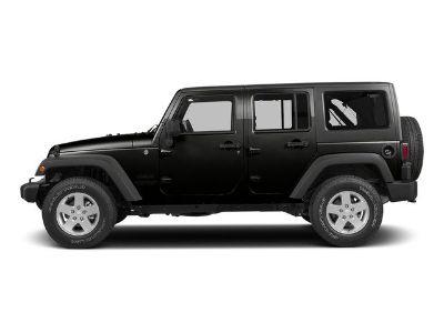 2015 Jeep Wrangler Unlimited Sahara (Black Clearcoat)