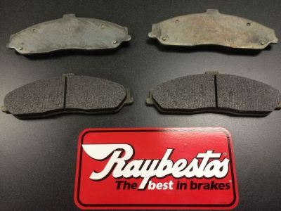 Buy Raybestos Racing Brake Pads ST47R731.15 ..FREE PRIORITY SHIPPING! motorcycle in Mesa, Arizona, United States