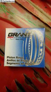 1835 cc parts new rings and teflon bushings