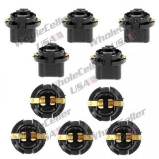 Sell 10Pcs T10 297393 5/8'' Twist lock Sockets For speedometer panel indicator lights motorcycle in Milpitas, California, United States