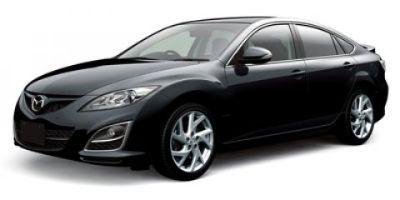 2011 Mazda Mazda6 i Touring (Techno White Pearl)