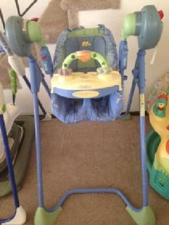Used and Barely used baby items