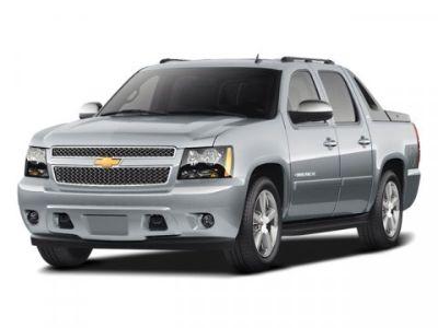2008 Chevrolet Avalanche LS 1500 (Dark Blue Metallic)