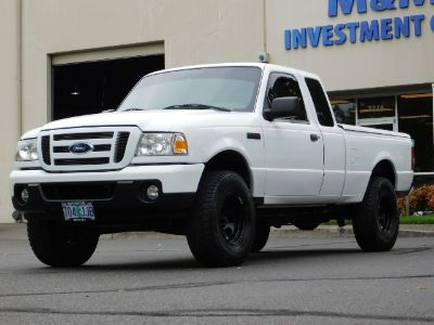 2010 Ford Ranger XLT (Oxford White)