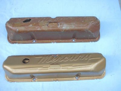 Buy Mercury pentroof valve cover ford fe,cyclone,galaxie,fairlane, 1965,1966,1967, motorcycle in Vancouver, Washington, US, for US $99.99