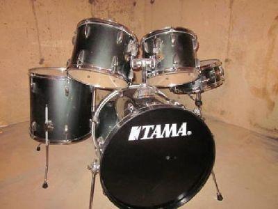 $300 Tama Swingstar 5 Piece Drum set