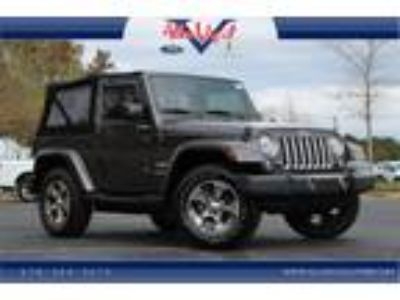Used 2017 Jeep Wrangler Sahara in Morrow, GA