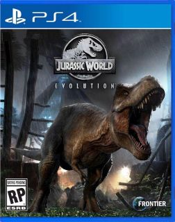 Jurassic World Evolution for PS4 or Xbox One