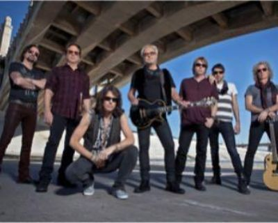 Foreigner Tickets at the Ascend Amphitheater