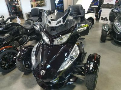 2013 Can-Am Spyder RT Limited Trikes Motorcycles Las Vegas, NV