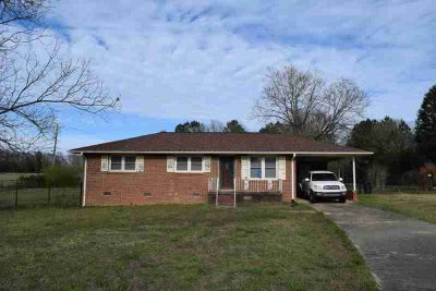1867 Flat Rock Road Starr, Affordable All Brick One Owner