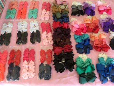 BOWS BOWS! BRAND NEW