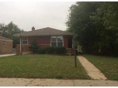 3 Bed 1.5 Bath Foreclosure Property in South Holland, IL 60473 - Rose Dr