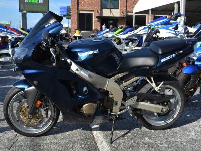 2005 Kawasaki ZZR 600 Sport Motorcycles Clearwater, FL