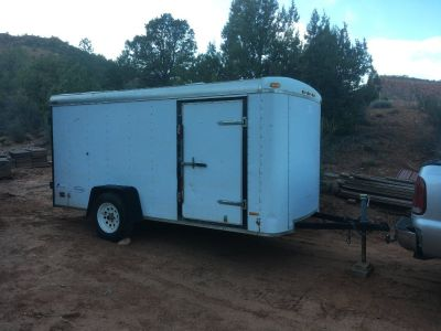 Pace American 6' x 12' Enclosed Cargo Trailer