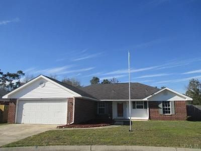 3 Bed 2 Bath Foreclosure Property in Pensacola, FL 32507 - Sandcliff Dr