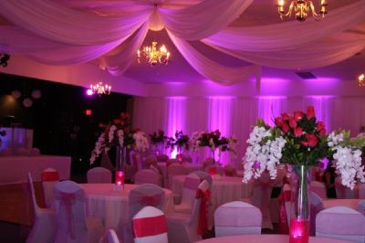 Wedding halls in Houston for wedding party