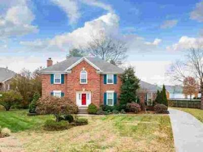 8221 Brookhollow Ct Louisville Four BR, This 2 story Brick Home