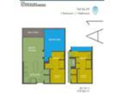One BR Two BA In Miami-Dade FL 33156