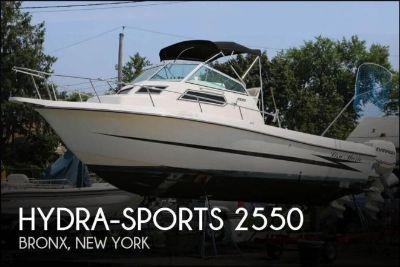 1992 Hydra Sports 2550