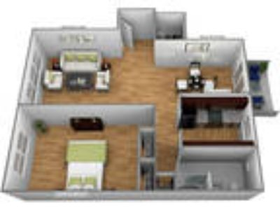 Riverhill Apartments - Large One BR - One BA