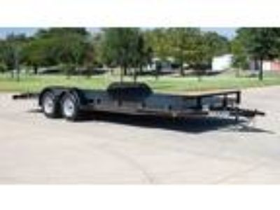 "2018 Maxxd Trailers 20' X 83"" Channel Car Hauler"