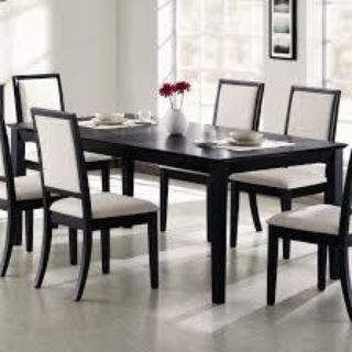 ISO long rectangular dining table