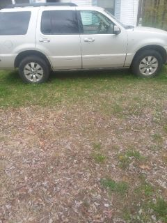 2006 Mercury Mountaineer AWD