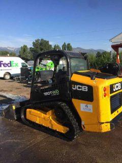 2016 JCB 190T SKID STEERS