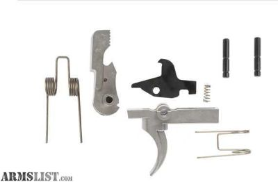 For Sale: AR-15 Trigger Kit Stainless