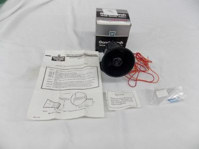 Purchase NOS GM 999401 SECURITY SYSTEM SIREN PONTIAC FIREBIRD CHEVROLET CAMARO BUICK OLDS motorcycle in London, Kentucky, United States, for US $59.95