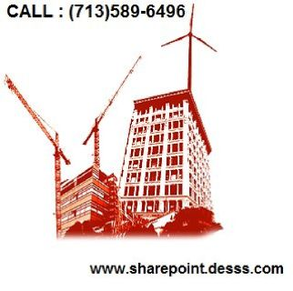 Sharepoint Industry Services Company Houston