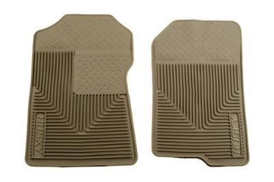 Purchase Husky Liners 51023 1997 Ford Expedition Tan Custom Floor Mats Front Set 1st Row motorcycle in Winfield, Kansas, US, for US $72.95