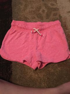 Cat & Jack lg 10/12 pink shorts - ppu (near old chemstrand & 29) or PU @ the Marcus Pointe Thrift Store (on W st)
