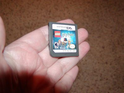 Nintendo DS Game Harry Potter Lego - works well