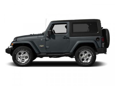 2015 Jeep Wrangler Sahara (Anvil Clearcoat)