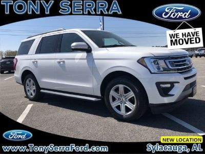 2018 Ford Expedition XLT (White)