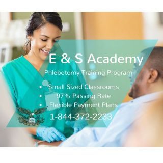 4 week Phlebotomy course. Register Now!