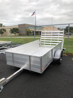 2018 Triton Trailers AUT1064 Utility Herkimer, NY
